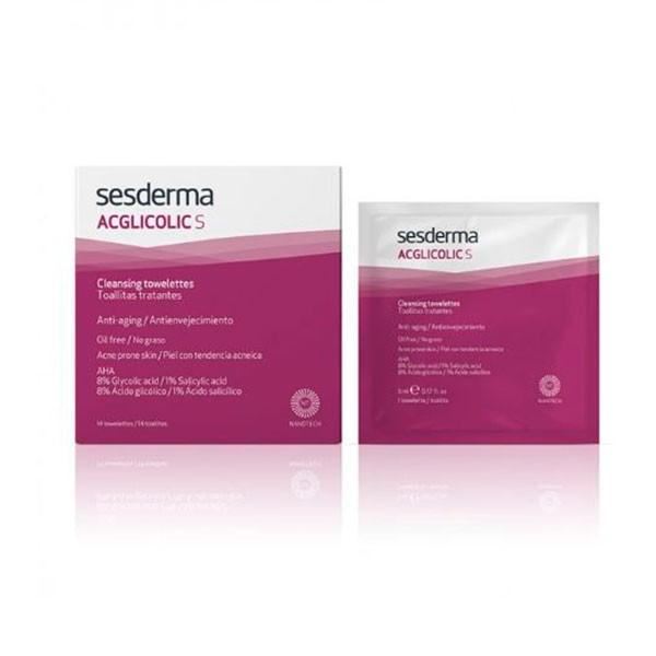 Compra Online Sesderma AcGlicolic Toallitas Tratantes, 5 unidades