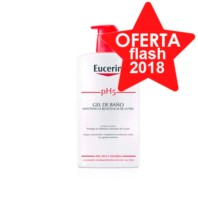 Eucerin pH5 Gel de baño, 1000 ml|Farmaconfianza