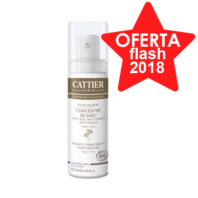 Cattier Contorno de Ojos Éclat de Rose, 15 ml.