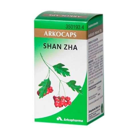 Arkocaps Shan Zha, 48 cápsulas. | Farmaconfianza