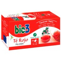 Bio3 Te Rojo, 25 bolsitas ! Farmaconfianza