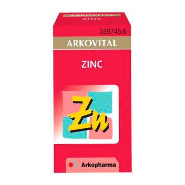 Arkovital Zinc, 50 caps. ! Farmaconfianza