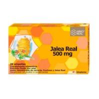 Arko Real Jalea Real 500 mg, 20 ampollas ! Farmaconfianza