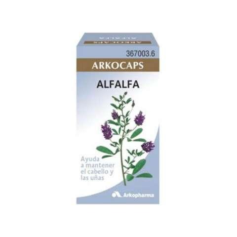 Arkocaps Alfalfa 45 cápsulas, 23 g. ! Farmaconfianza