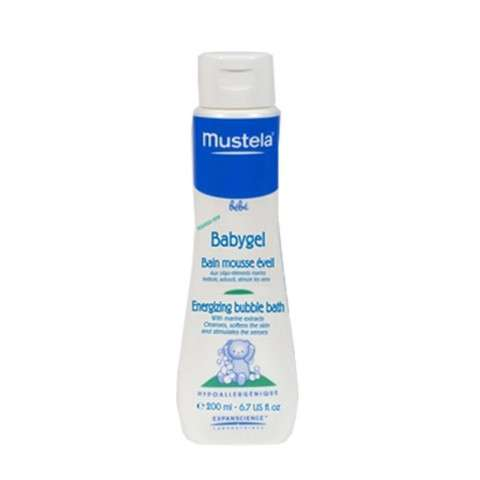 Mustela Baby-gel, 200ml