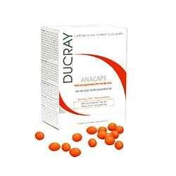 ducray anacaps concentrado 30 c psulas. Black Bedroom Furniture Sets. Home Design Ideas