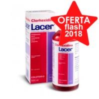 Lacer Clorhexidina Colutorio, 500 ml