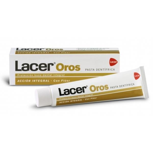 Lacer Oros Pasta Dentífrica, 75 ml ! Farmaconfianza