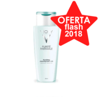 Vichy Purete Thermal Leche Bálsamo Desmaquillante Piel normal y mixta, 200 ml