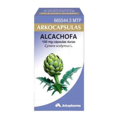 Arkocápsulas Alcachofa 100 cápsulas, 150 mg. ! Farmaconfianza
