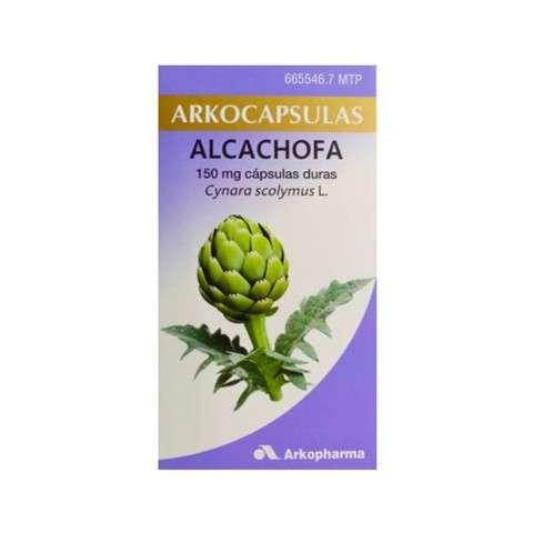 Arkocapsulas Alcachofa, 200 cápsulas. | Farmaconfianza