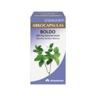 Arkocápsulas Boldo, 48 cápsulas ! Farmaconfianza