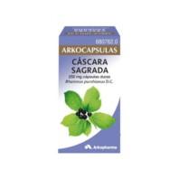 Arkocápsulas Cáscara sagrada, 50 cápsulas ! Farmaconfianza