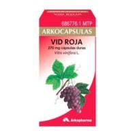Arkocápsulas Vid Roja 50 cápsulas, 270 mg. ! Farmaconfianza