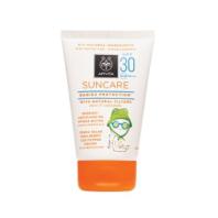Apivita Suncare Babies Protection Crema SPF30 Protección Infantil | Farmaconfianza