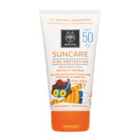 Apivita Suncare Kids Protection Leche SPF50 Solar Infantil | Farmaconfianza