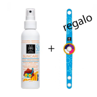 Apivita Suncare Kids Protection Leche en Spray SPF50 | Farmaconfianza