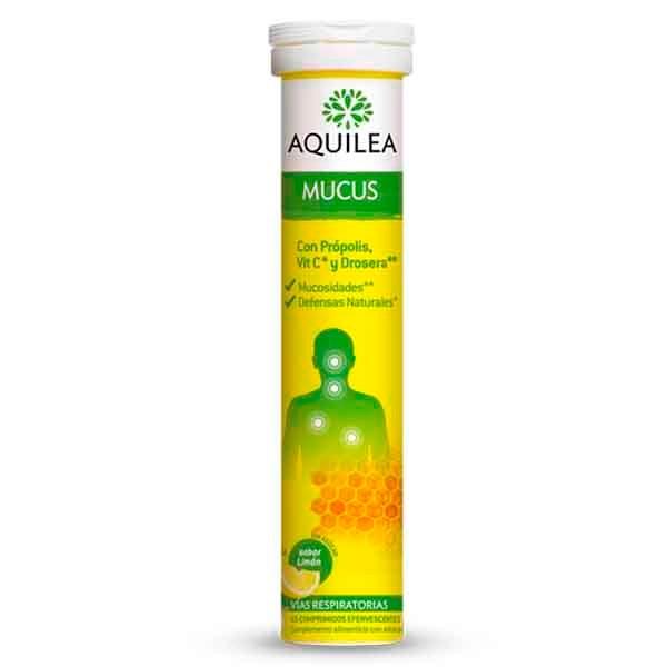 Aquilea Mucus, 15 comprimidos|Farmaconfianza