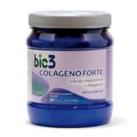 BIO3 Colágeno Forte + Hialurónico + Magnesio, 360 g