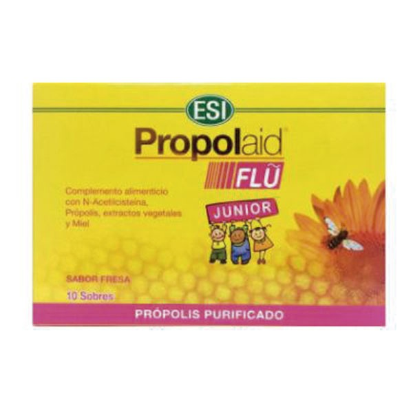 ESI Propolaid Flu Junior Sobres | Farmaconfianza | Farmacia Online