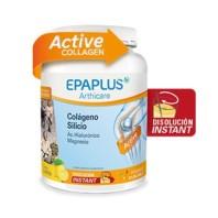 EPAPLUS Colágeno + Silicio (+ Hialurónico + Magnesio + Vitaminas) Sabor Limón, 326 g | Farmaconfianza