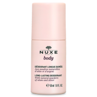 NUXE Body Desodorante Larga Duración Roll-On, 50 ml.