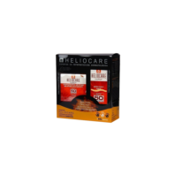 HELIOCARE PACK GEL CREMA 50+ + COMPACTO LIGHT SPF50