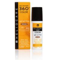 Heliocare 360º SPF 50+ Color Gel Oil-Free Bronze | Farmaconfianza | Farmacia Online