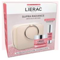 Lierac Cofre Supra Radiance Gel-Crema + REGALO Contorno de Ojos