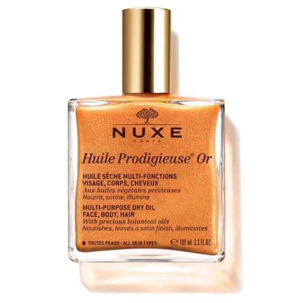 Nuxe Huile Prodigieuse Or Efecto Luminosidad, 100 ml.
