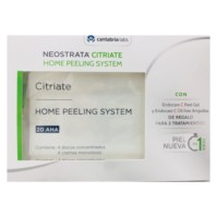 Neostrata Citriate con REGALO Endocare-C Ampollas + Endocare-C Peel Gel
