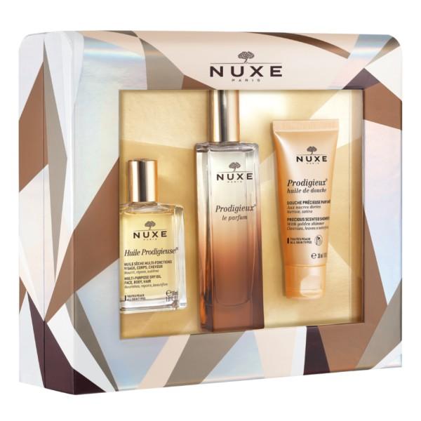 Nuxe Cofre Regalo Parfum Prodigieux   Farmaconfianza   Farmacia Online