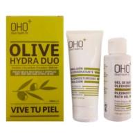 OHO+ Olive Hydra Duo Emulsión 100ml + Gel 100ml ! Farmaconfianza
