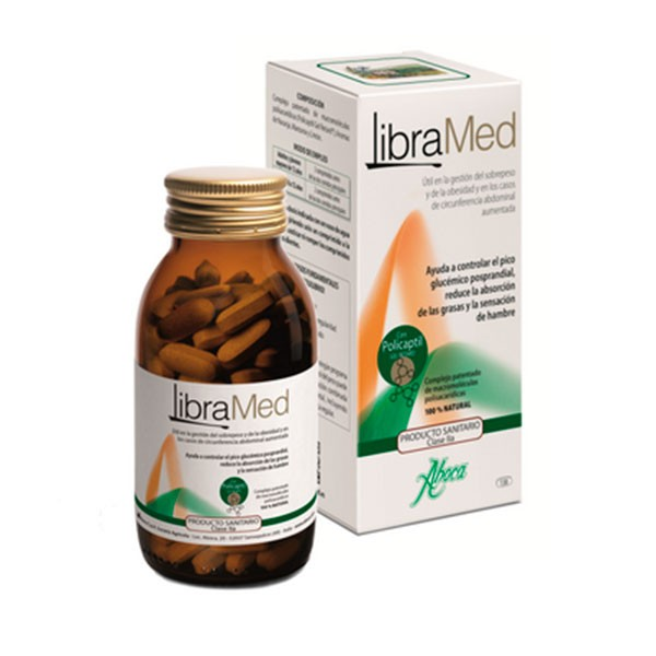 Aboca Libramed Adelgaccion, 138 comprimidos | Farmaconfianza | Farmacia Online