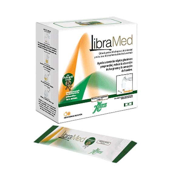 Aboca Adelgacción Libramed Granulado, 40 sobres | Farmaconfianza