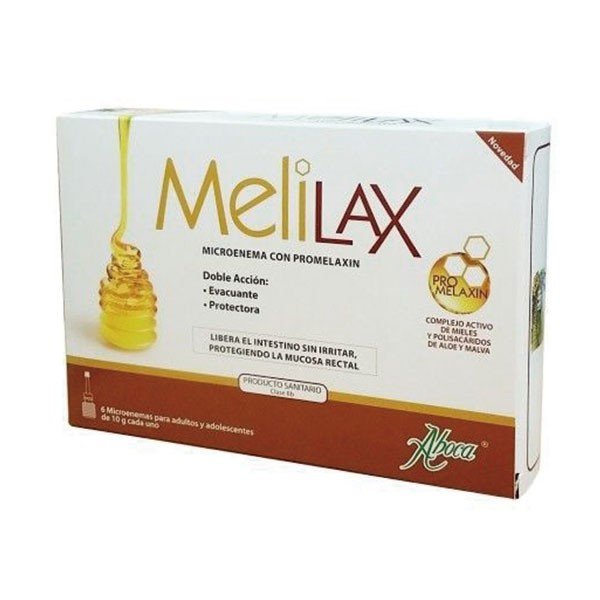Aboca Melilax Microenemas 10 G