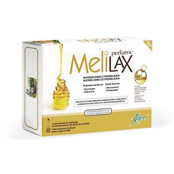 Aboca Melilax Pediatric Microenemas   Farmaconfianza   Farmacia Online