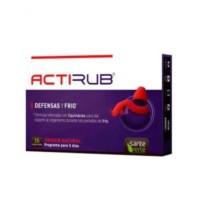 SANTÉ VERTE ACTIRUB Defensas y Frío, 15 comprimidos