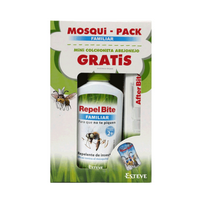 Mosqui-Pack Familiar Oferta After Bite Original + Repel Bite Familiar con REGALO colchoneta