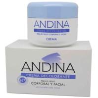 Andina Crema Decolorante Corporal y Facial, 100 ml|Farmaconfianza