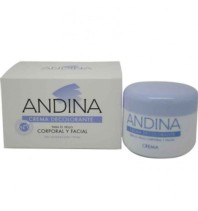 Andina Crema Decolorante Corporal y Facial, 30 ml
