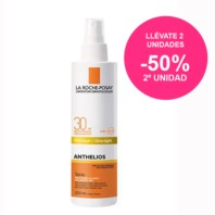 La Roche-Posay Anthelios SPF30 Spray 200ml. | Farmaconfianza