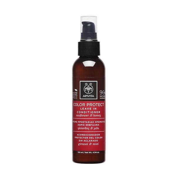 Apivita Acondicionador Protector del Color Sin Aclarado, 150 ml