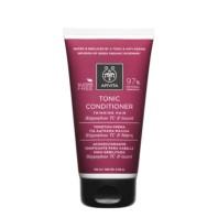 Apivita Propoline Acondicionador tonificante para cabello fino o debilitado, 150 ml