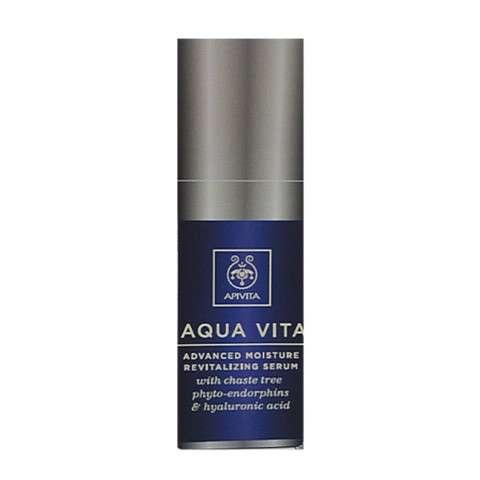 Apivita Aqua Vita Sérum Revitalizante de Hidratación Avanzada, 30 ml