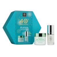 Apivita Cofre 40 aniversario Bee Radiant Crema Rica + REGALO | Farmaconfianza