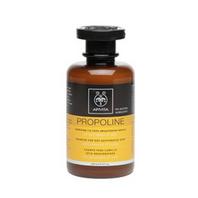 Apivita Propoline Champú para Cabello Seco y Deshidratado con almendra y miel, 250 ml.