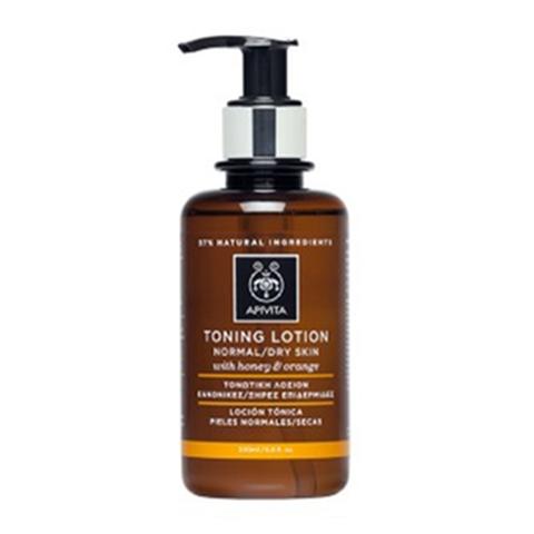 Apivita Cleansing Loción Tonificante para piel normal-seca, 200 ml