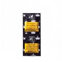 Apivita Express Gold Mascarilla reafirmante y regeneradora con jalea real, 2x8ml