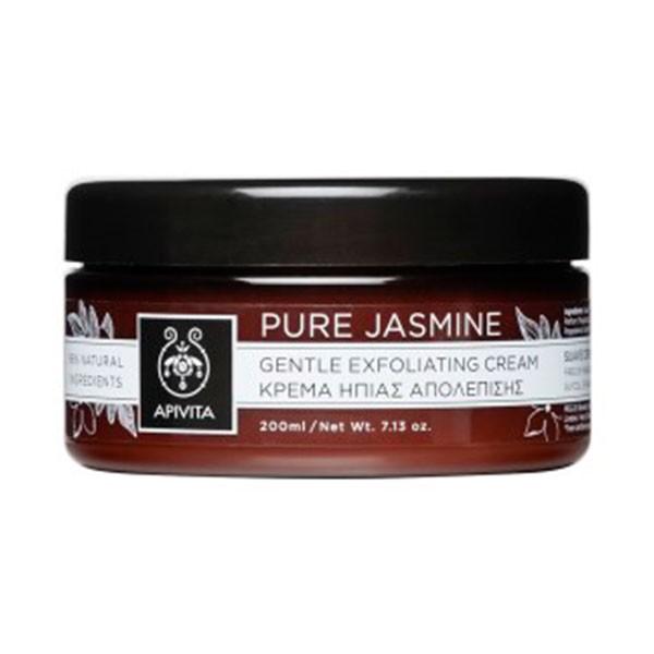 Apvita Pure Jasmine Crema Exfoliante Suave | Farmaconfianza